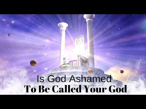 Is God Ashamed To Be Called Your God? Prophetic Time With Evans Francis