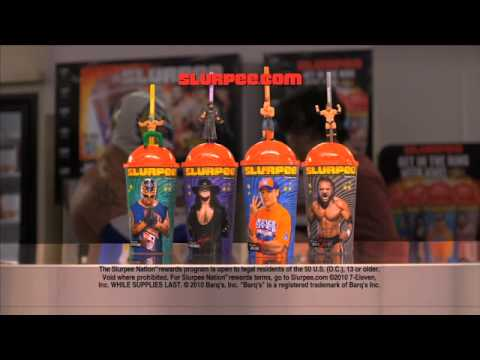 WWE Collectible Cups