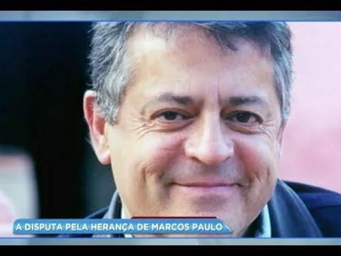 Hora da Venenosa: exame de DNA de suposta filha de Marcos Paulo dá negativo