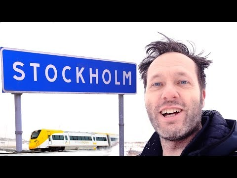 How to get to Stockholm city from the airport - Train, bus, taxi, express