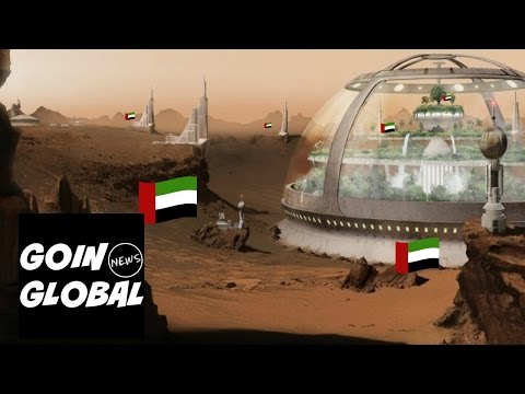 Global News | UAE Plans To Make First City On Mars