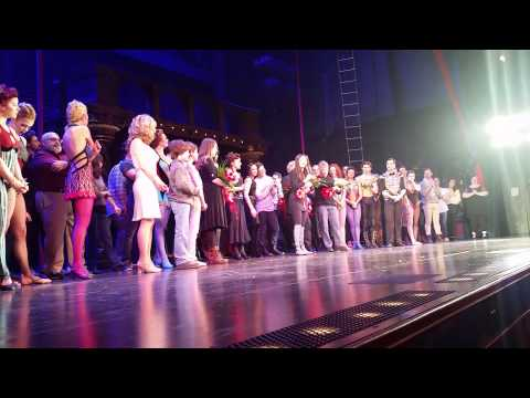 Pippin the Musical Final Broadway Show Bow 1.4.15