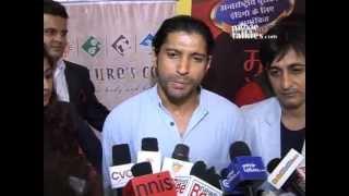 Farhan Akhtar Launches Rajeev Paul's Book 'Mumbai, Mohabbat Aur Tanhai'