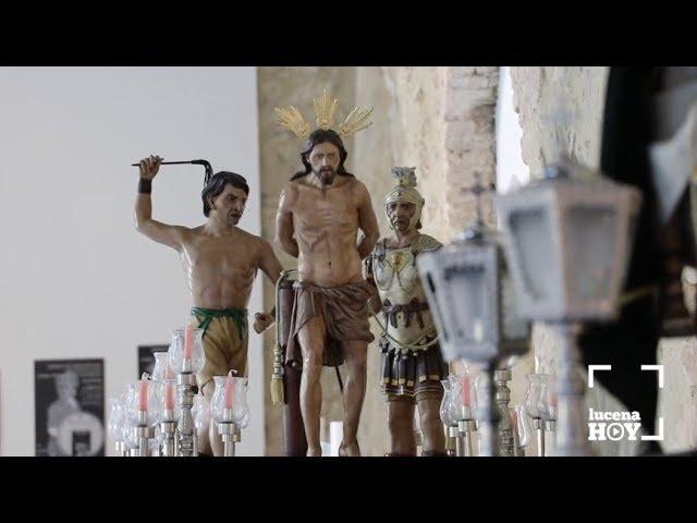 VÍDEO: Dos exposiciones en una: Tronos de procesiones infantiles y las mejores fotos de La Aurora. Te invitamos a recorrerlas en este vídeo