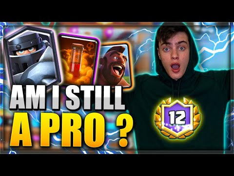 CAN I STILL WIN A GRAND CHALLENGE?! Am I Good At CLASH ROYALE?!