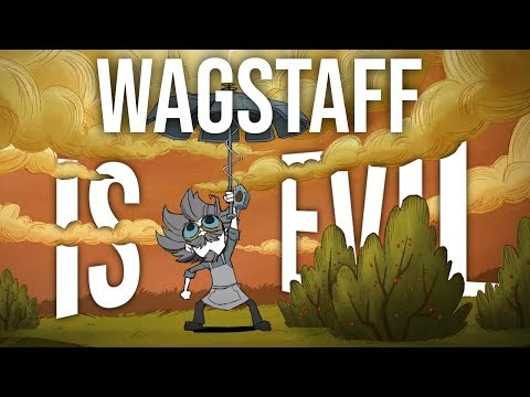 WAGSTAFF IS EVIL? | [Don't Starve Theory]
