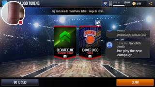 My NBA LIVE Mobile Stream championship