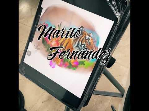 Mariló - Tattoo Stone (Málaga)