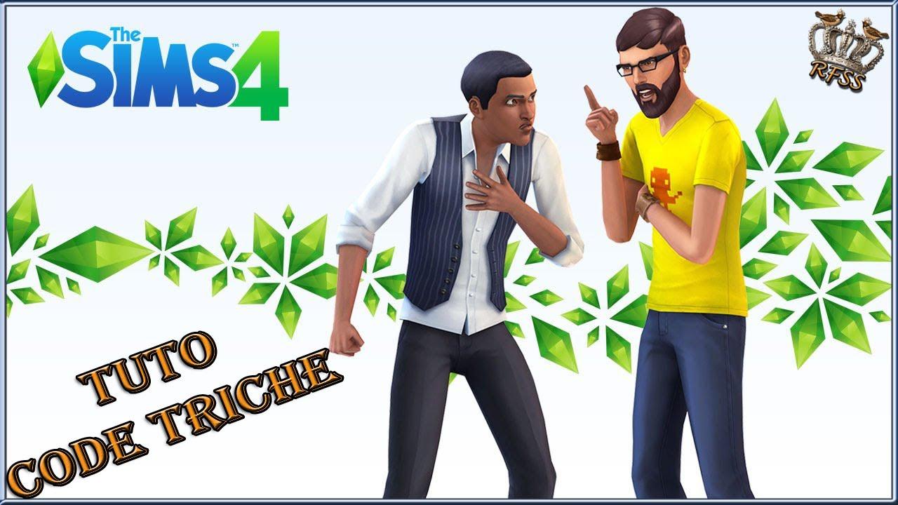 Comment Faire Le Code Motherlode Dans Les Sims 4