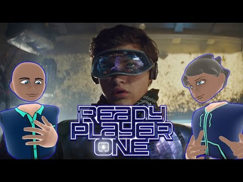 New Ready Player One Trailer Reaction In VR With Breakdown And Easter Eggs