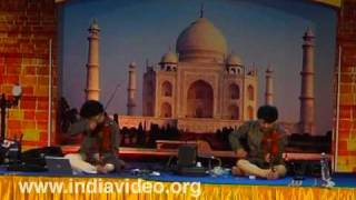 Fusion Music Ganesh Kumaresh India