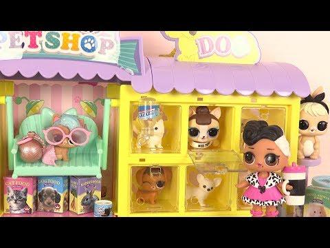 Centre Vétérinaire Jouet Japonais Pet Shop Japanese Toy