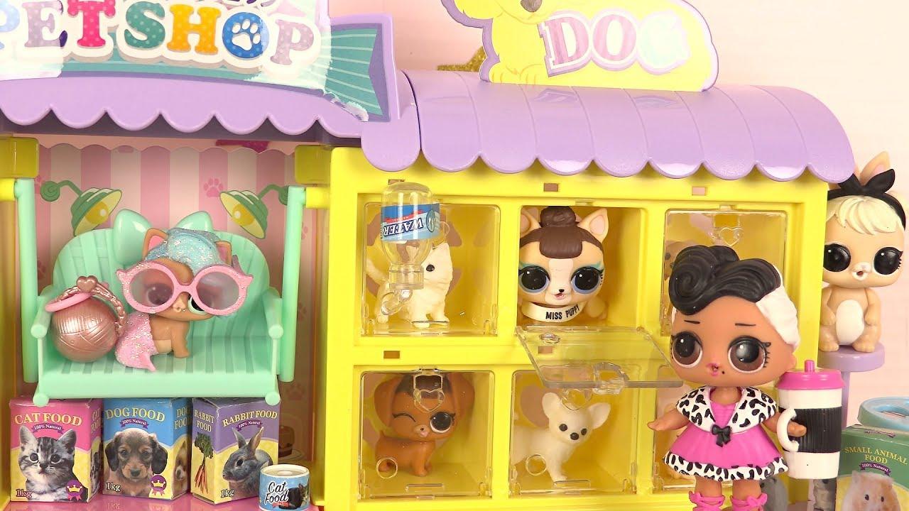 centre v t rinaire jouet japonais pet shop japanese toy. Black Bedroom Furniture Sets. Home Design Ideas