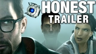 HALF-LIFE 3 (Honest Game Trailers)