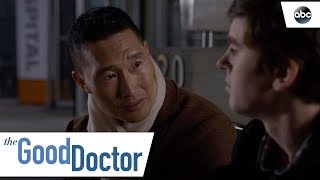 Dr. Han Moves Shaun to Pathology – The Good Doctor