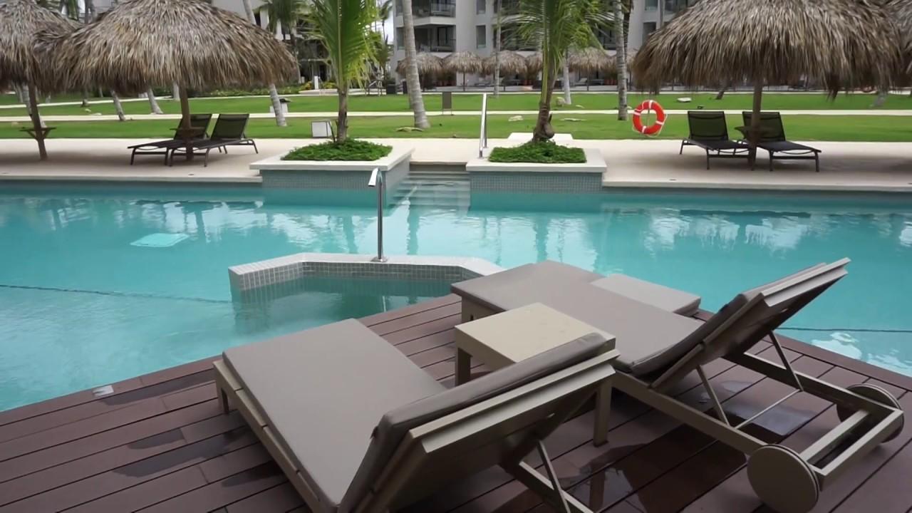 Excellence El Carmen Junior Swim Up Suite Punta Cana