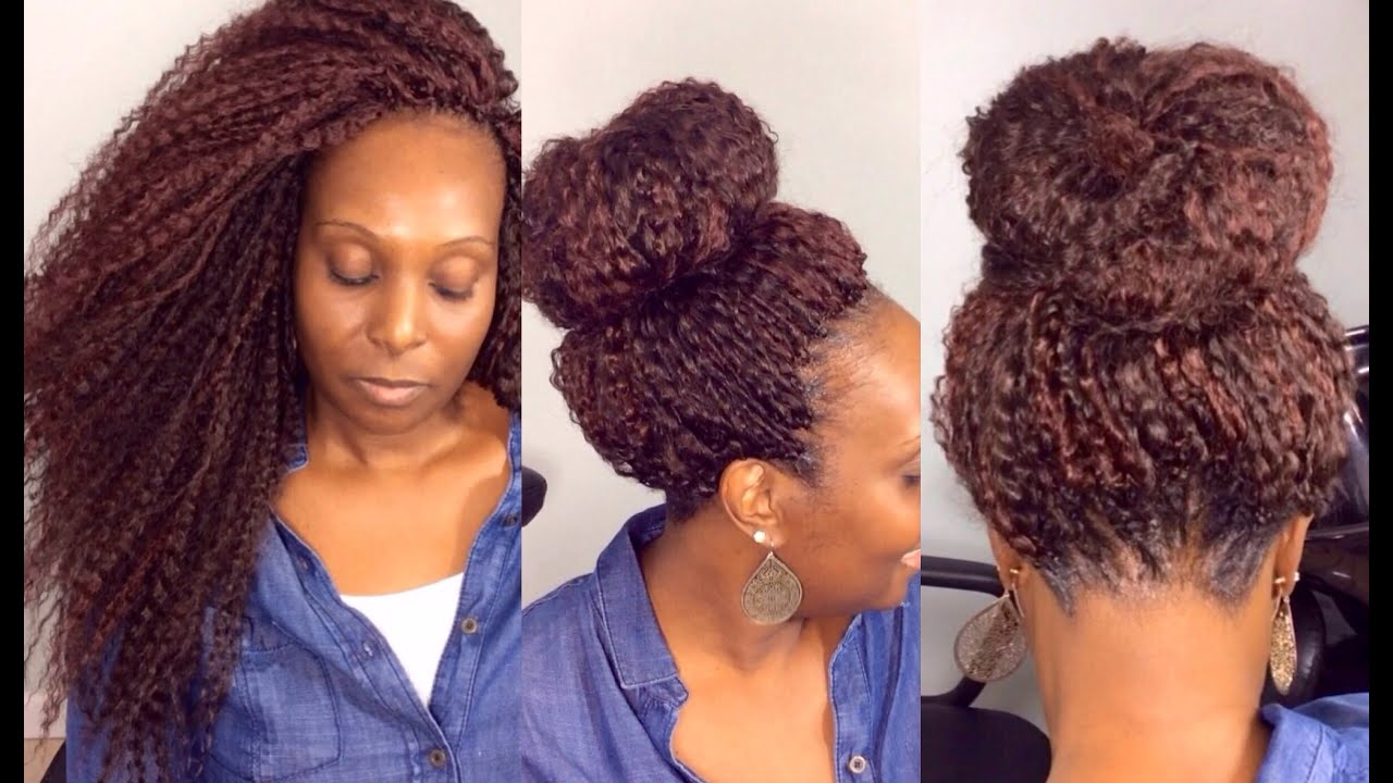 Brazilian Curl Crochet Braids