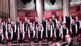 ccw christmas 2012 treble chorus