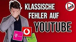 Wieso Vodafone und die Telekom auf YouTube scheitern