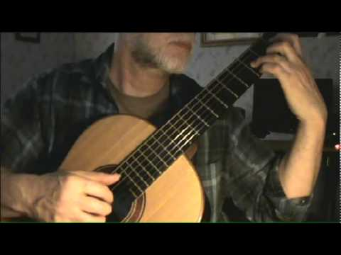 A Moon Filled Sky - Fingerstyle Guitar