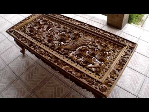 Balinese Furniture Hdhigh Definition Video Youtube