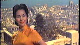 Love Is A Many Splendored Thing - Trailer with Andy Williams 慕情