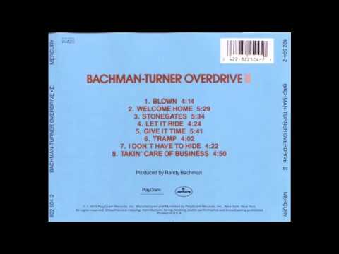 Bachman Turner Overdrive   Bachman Turner Overdrive II 1973