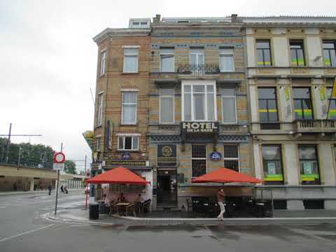 New Hotel De La Gare Aalst Belgium Youtube