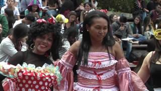AAINJAA en la inauguración de la Semana Grancolombiana