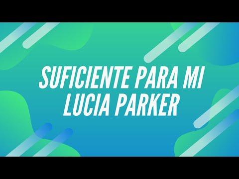 Suficiente para Mi - Lucia Parker - Vocal Cover