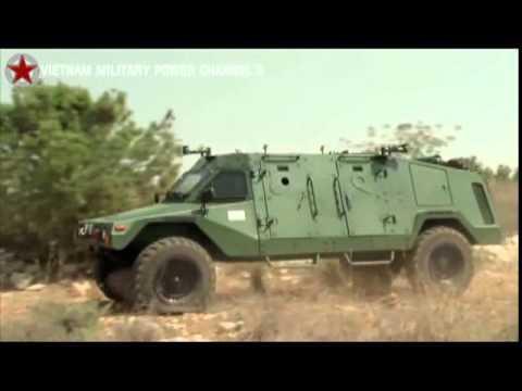 Việt Nam mua xe bọc thép chống tăng Mk III AT của Israel ?