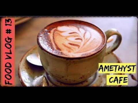 FOOD VLOG#13 AMETHYST CAFE | ROYAPETTAH | CHENNAI