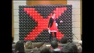 Capacidade de sonhar: Sandra Oliveira at TEDxViseu
