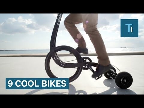 9 Bikes That Are Far From Normal