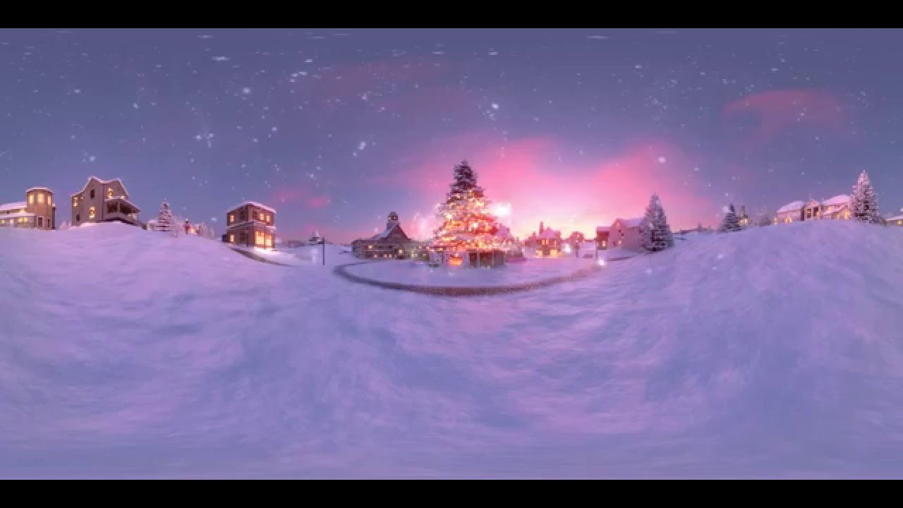 TRICK3D Holiday VR 360 Video