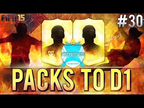 FUT 15 ••►PACKS TO D1 #30 | R.I.P JUNIOR MALANDA