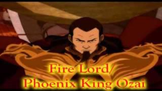 FIRE LORD/PHOENIX KING OZAI