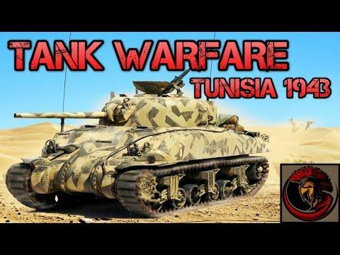 Tank Warfare: Tunisia 1943 - WW2 Tank RTS Game!