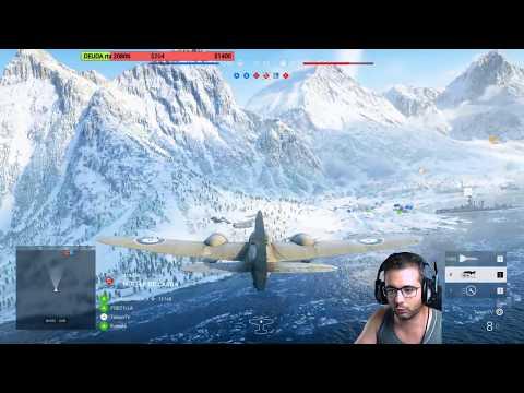Battlefield V Sabadete Para Darles Por El Cu-le-te RTX ON