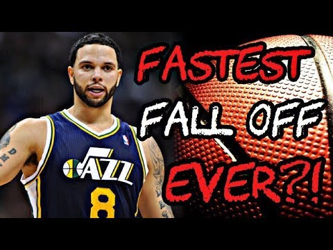 What Happened to Deron Williams