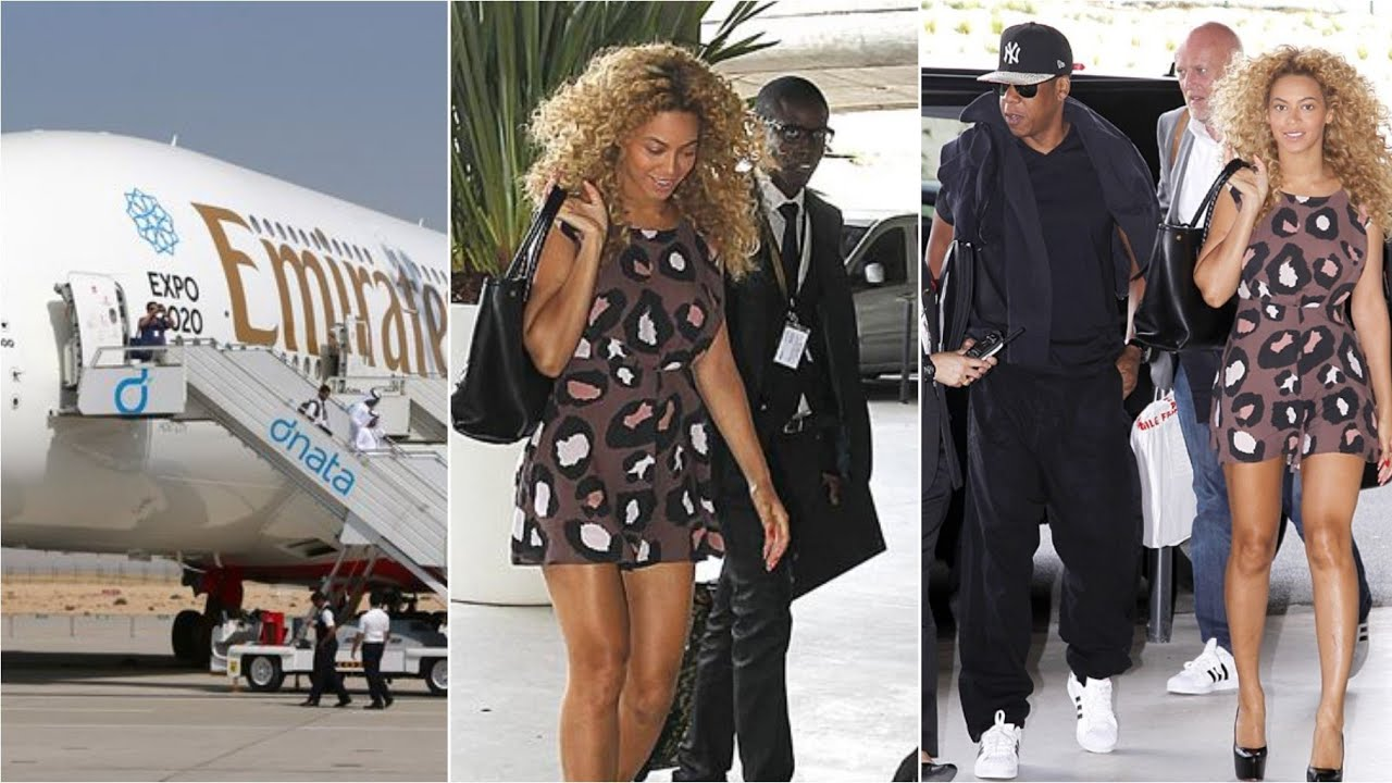 Image result for Beyonce Arrives In Ghana With Jay-Z And Ivy Blue | Photo