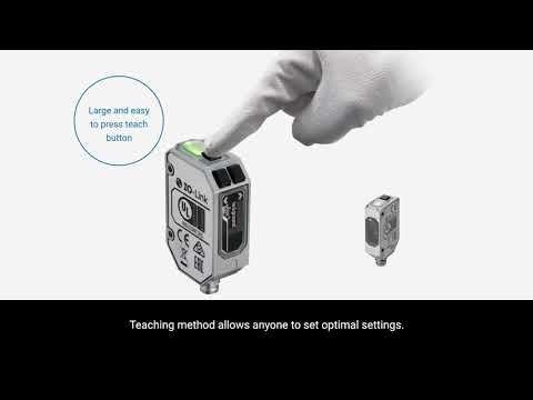 OMRON E3AS Photoelectric Sensors | Easy commissioning and maintenance for Automotive Industry