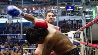 Liam McKendry Sumalee VS Dennua Sor. Sakoongaew: Bangla Boxing Stadium, 6th Nov 2015