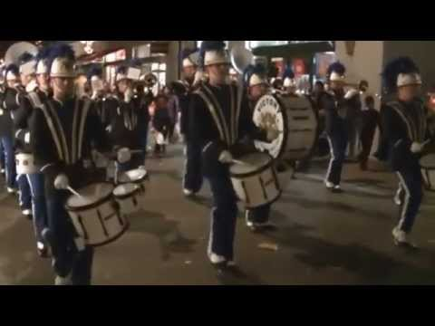 Ypenburg Halloween.Show And Marchingband Victory Eye Of The Tiger Halloween Ypenburg 2014 11 1