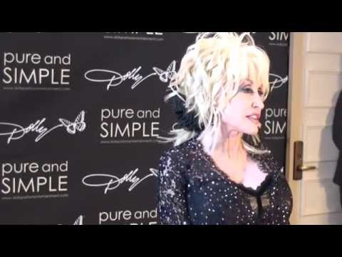 "Dolly Parton ""Pure And Simple"" At Ryman Auditorium"