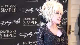 """Gambar cover Dolly Parton """"Pure and Simple"""" at Ryman Auditorium"""