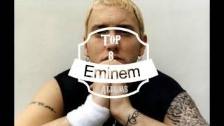 Top Eminem Albums