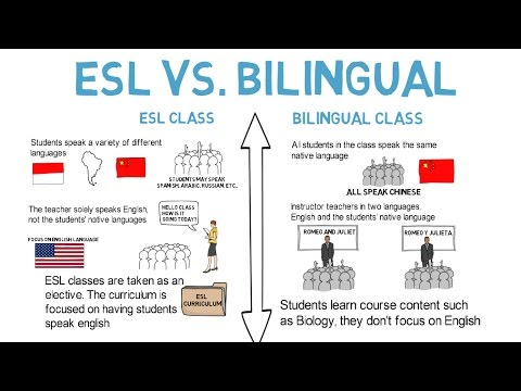 bilingualism in teaching english Certificate programs are designed around current and pressing needs of professionals and practitioners they include a set of related courses leading to a certificate that demonstrates successful completion of the curriculum gallaudet university currently offers four professional studies (pst.