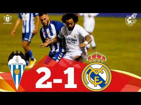 Alcoyano CD Real Madrid Goals And Highlights