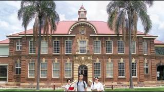 QUEENSLAND AUSTRALIA UNIVERSITY
